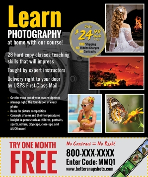 Better Snapshots Offers Amazing At-Home Photography Courses
