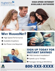 HughesNet Provides Satellite Internet