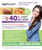 Nutrisystem Offers a Great Discount to New Customers Looking to Lose Weight and Feel Great!