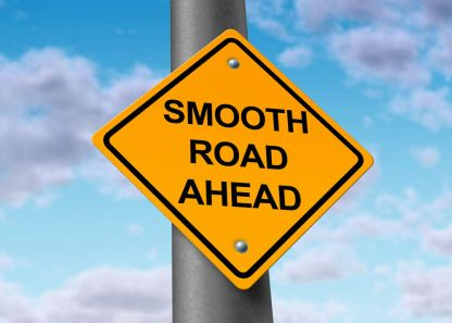 Smooth Road Ahead