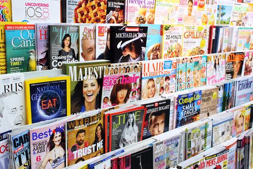 magazinerack