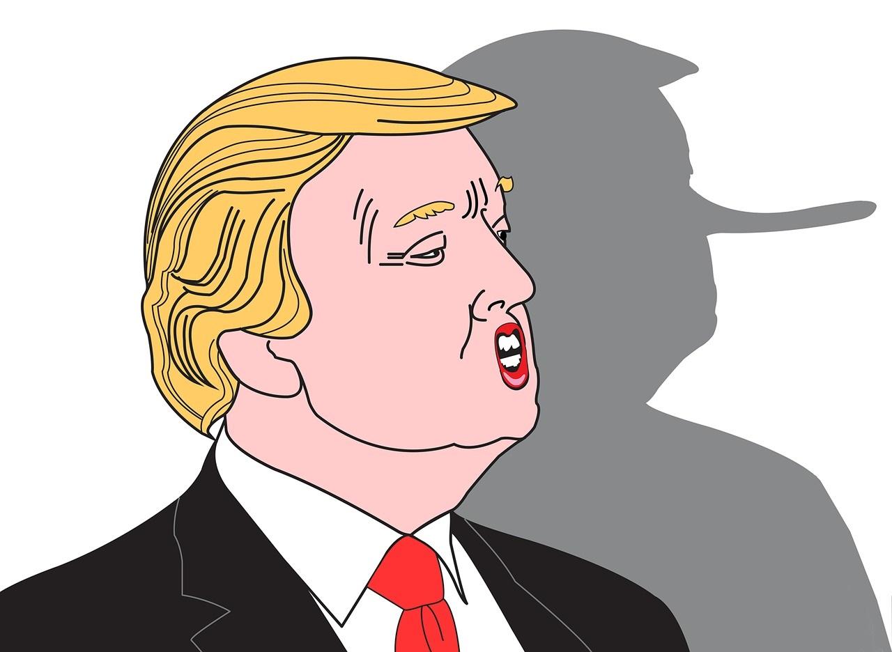 Trump Pinochio