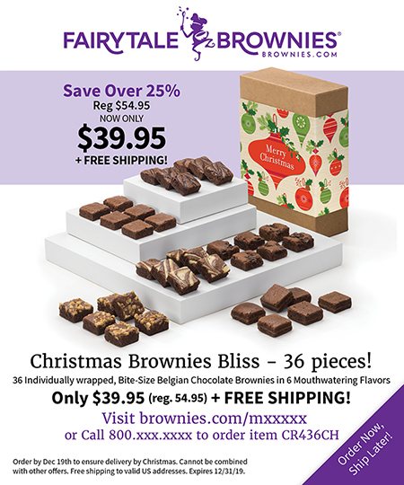 Fairytale Brownies